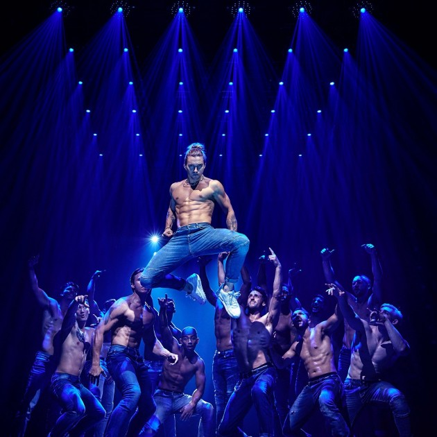 More Magic Mike Live