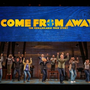 Come From Away in Brisbane